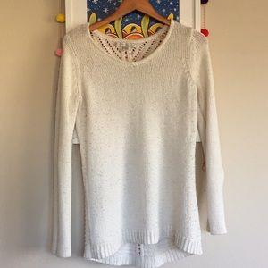 Lauren Conrad Knitted Sweater